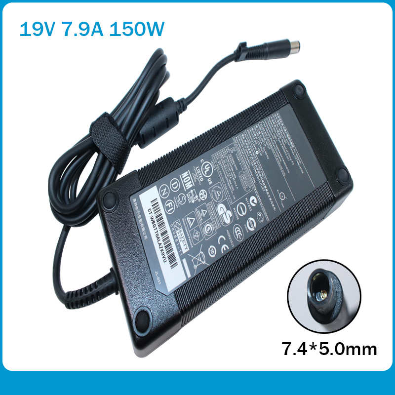 New Genuine 19V 7.9A 150W Laptop AC Adapter Charger For HP ELITEBOOK 8530P 8530W 8730W HSTNN-HA09 HSTNN-LA09 PA-1151-03HS
