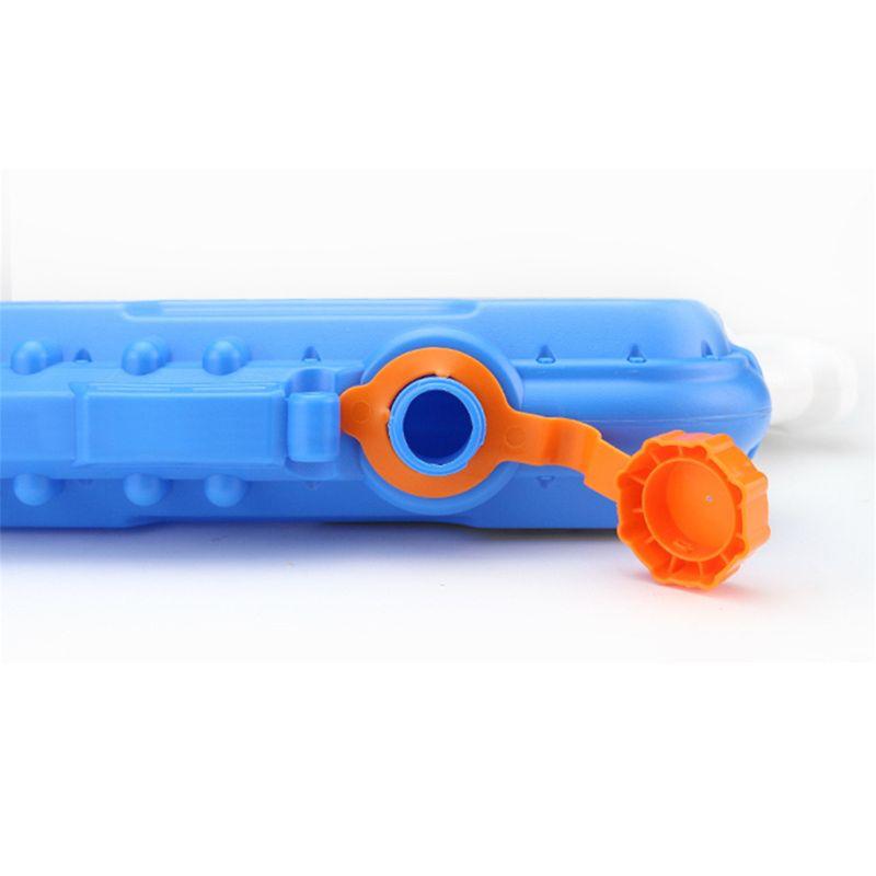 1200CC Water Gun Soaker 4 Nozzles Water Blaster Squirt Gun 30ft Water Pistol Water Fight Summer