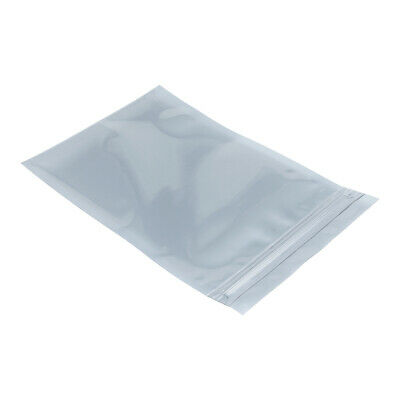Anti Static Bag 90x140mm/3.5x5.5 Inch For Store HDD SSD Electronic Devices 50pcs