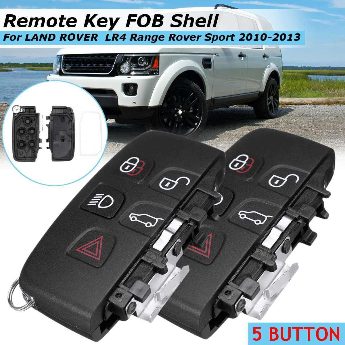 Smart Key Fob Case Cover Range Rover-Range Rover Sport-Range Rover Evoque
