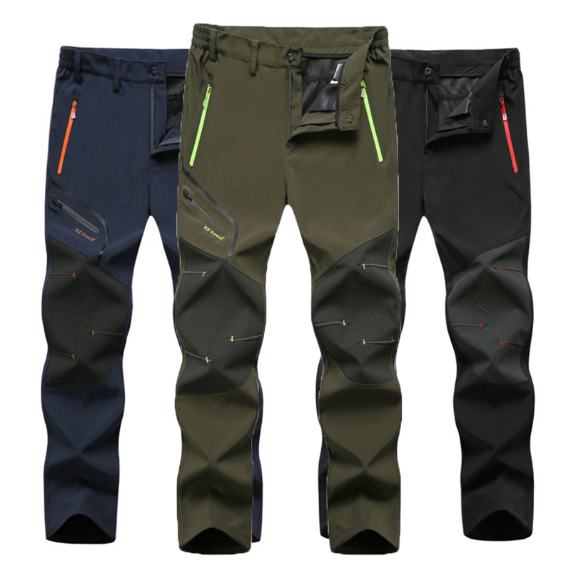 Camp Climb Fish Trek Hike 2019 Men New Summer Autumn Spring Quick Dry Waterproof Breathable Pant Sport Trousers