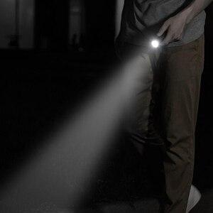 Image 5 - Youpin ZMI מיני בנק כוח עמיד למים 3350mAh/5000mAh עם LED פנס נטענת 18w QC3.0 PFast טעינה עבור Iphone 8 X