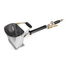 Professional Airbrush Hopper-Gun Sprayer Plaster Cement Air-Stucco Shovel Wall-Mortar