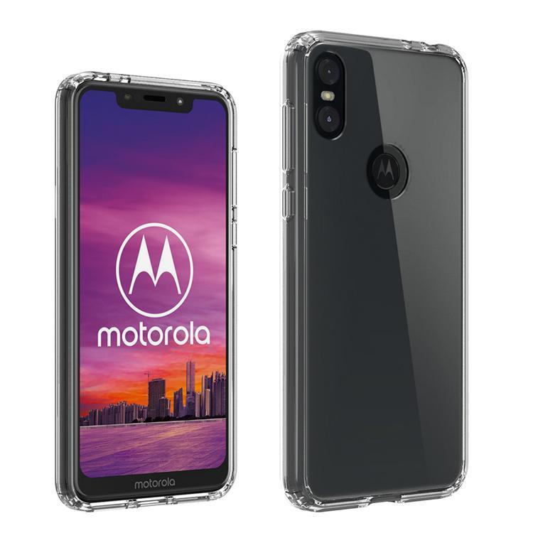 Soft Phone Case For Motorola Moto One Pro G7 Power Version Action P30 NOTE G6 G7 Z3 Z4 Play E4 E5 E6 Plus Transparent Back Cover