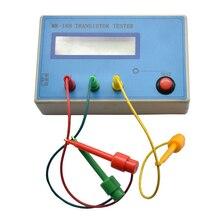 MK-168 Transistor Tester TR LCR ESR Transistor LCR ESR Tester Semiconductor Analyzer