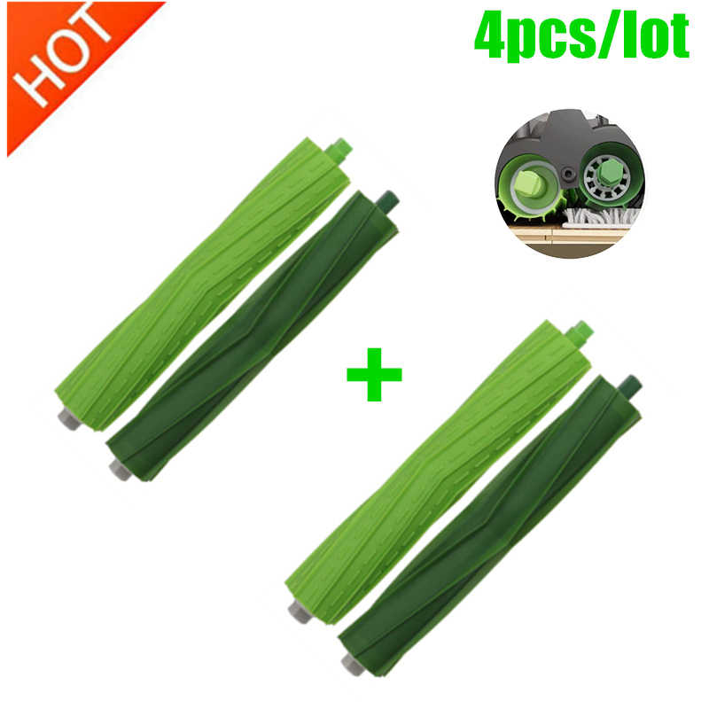 E5 E6 Parts Replacement Roll Brushes Accessories for iRobot Roomba i7 i7
