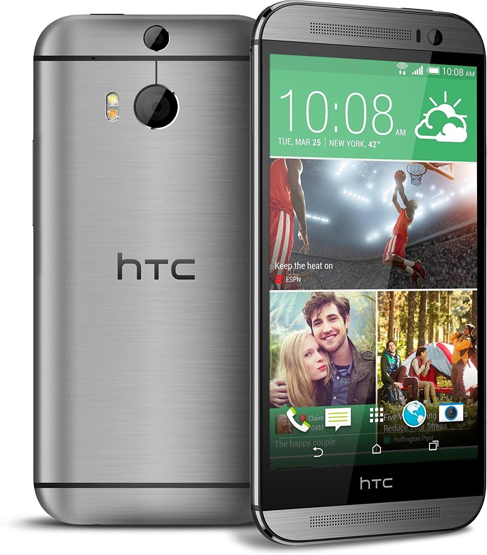 Б/у мобильные телефоны HTC M8 4G LTE Android 5,0 дюйма смартфоны 2 Гб ОЗУ + 32 Гб ПЗУ двойная задняя камера NFC WIfi недорогие разблокированные сотовые телеф...