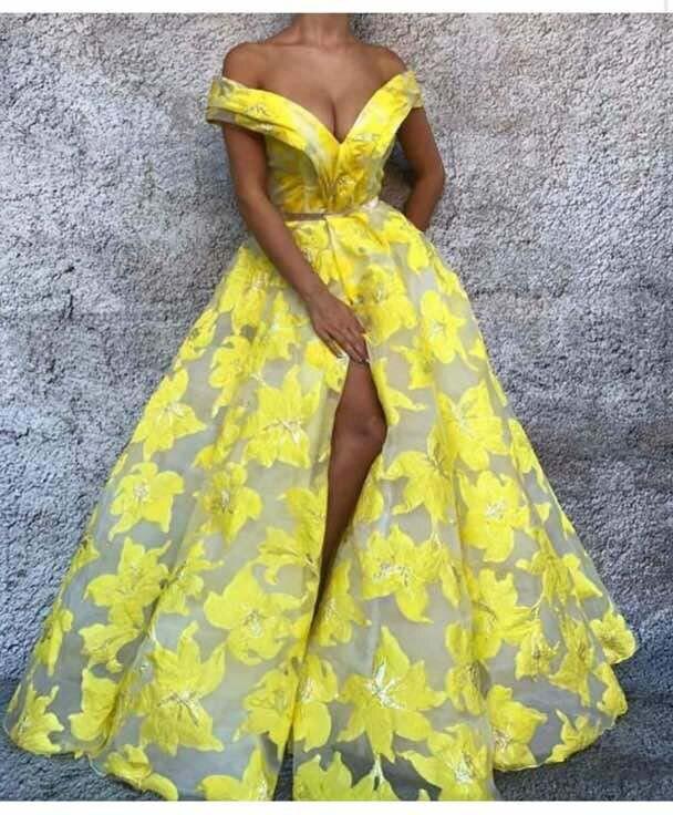 Yellow Jacquard 100/% Silk Fabric