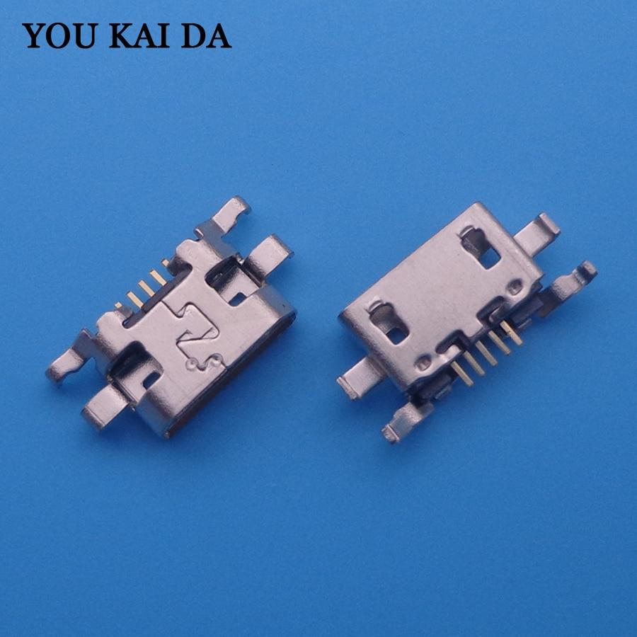 10pcs For Moto C C PLUS Cplus XT1723 XT1724 Micro Usb Charge Charging Connector Plug Dock Socket Port