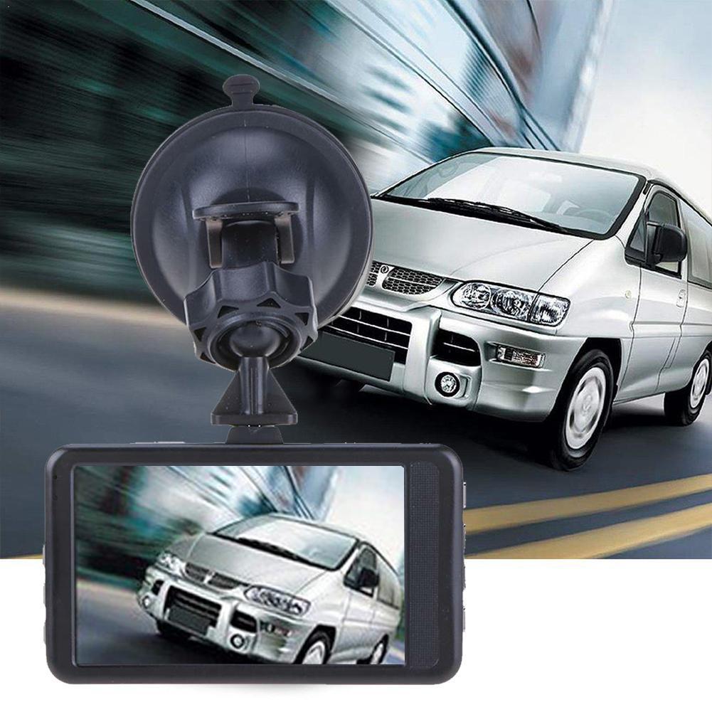 3-inch Full Hd 1080p Car Driver Recorder Vehicle Camera Edr With Detection Vision Sensor Motion Night G Dvr Dashcam R0F2