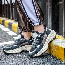 Women Sneakers Fashion Womens Shoes Casual Platform 6cm