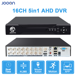 DVR 16CH TVI AHD аналоговые 16CH 5in1 AHD IP камеры HD P2P Cloud H.264 VGA AHD TVI CVI 16CH DVR гибридный видеорегистратор