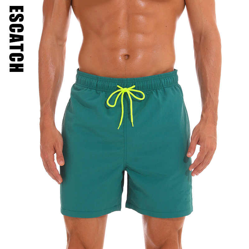 Summer Beach Bard Short Pants  Swimming Trunks Men For Boys Swim Shorts Beach Running Sexy Swimsuits Volleyball Mens Underwear