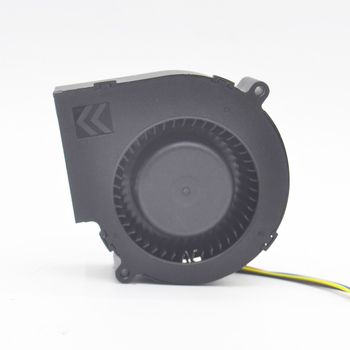 1pcs New BA10033B12S 9733 DC12V 2.85A 3 line winds of turbine fan cooling 97*97*33mm image