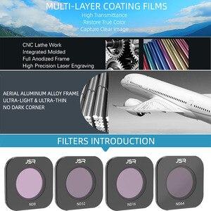 Image 3 - Için FEIYU TECH cep MCUV CPL NDPL ND8/16/32 ND64 gece nötr yoğunluklu Lens filtre seti için FEIYUTECH Gimbal kamera aksesuarları