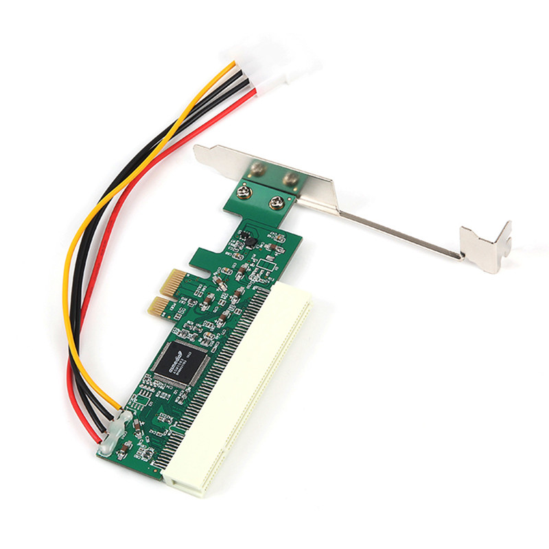 X1/X4/X8/X16 Adapter Card Boards Expansion Express PCI-E To PCI SATA Add On