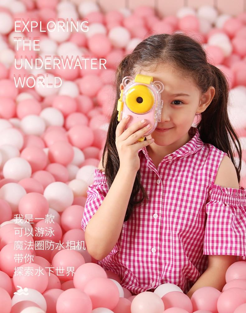 crianças mini slr câmera dupla esportes câmera digital brinquedo presente