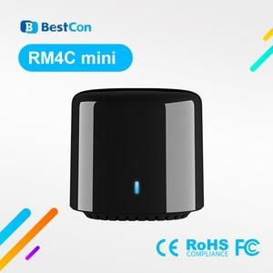 Image 5 - 2020 Broadlink RM4, Broadlink RM4 PRO, RM4C Mini Smart Remote Host WIFI IR RF Universal Fernbedienung Arbeit mit Alexa Google