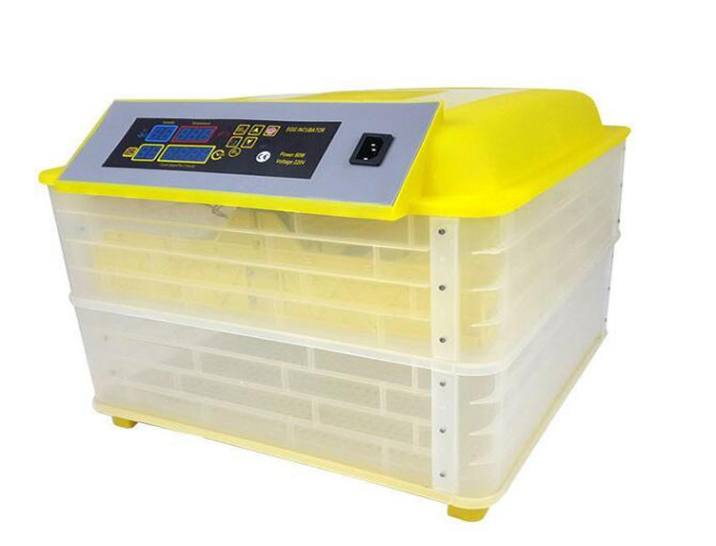 Newest Digital Egg Hatching Incubator With Temperature Alarm/Humidity Alarm For Birds 7