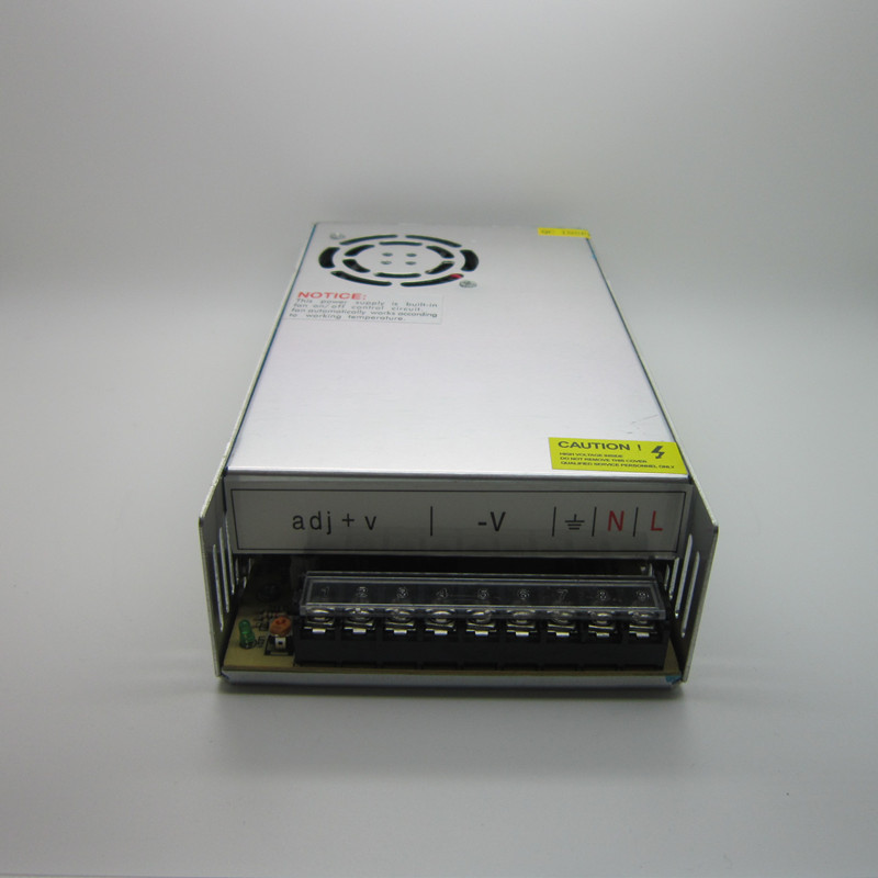 400W 60V 6.7A Single Output Switching power supply AC to DC SMPS CNC s-400w-60v6.6a adjustable voltage suitable for RD6006
