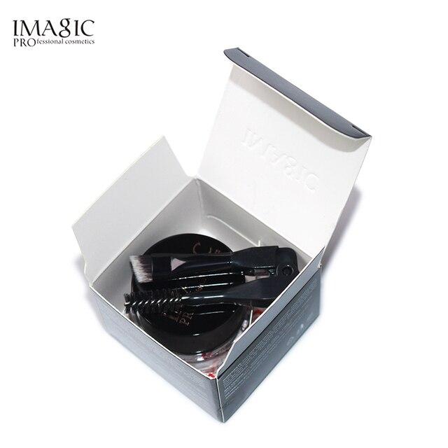 IMAGIC 6 Color Eyebrow Tint Makeup Waterproof Eyebrow Pomade Gel Enhancer Cosmetic Eye Makeup Eye Brow Cream 5