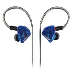 Image 5 - NiceHCK auriculares internos P3, + 1DD 2BA, híbrido, 3 unidades, auricular de alta fidelidad, Monitor IEM MMCX, Cable desmontable DB3 NX7 X49, 2020