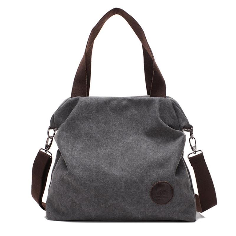 2020 Women Corduroy Canvas Tote Ladies Casual Shoulder Bag Foldable Reusable Shopping Bags Beach Bag Female Cotton Cloth bag