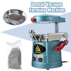220V aspiradora Dental formadora de máquina de moldeo máquina de laminación Industrial Equipo Dental máquina formadora de vacío herramientas