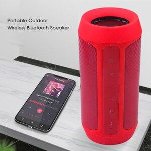 Image 2 - Universal 20W Outdoor Wireless Bluetooth Lautsprecher Super Bass Lautsprecher Subwoofer Wasserdichte IPX7 Lautsprecher Für Telefon/PC