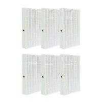 6 pçs hepa filtros substituição para honeywell purificador de ar série hpa090 hpa100 hpa200 hpa250 & hpa300 HRF R6|Purificadores de ar| |  -