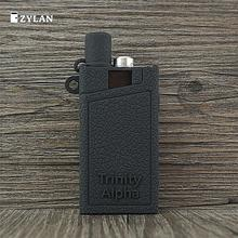Shockproof Skin Case For Smok Trinity Alpha Kit Pod Vape Silicone Cover Protective Gel For Smok Trinity Alpha new arrival smok slm kit electronic cigarette mini vape pen pod kit with 250mah battery 0 8ml pod coils vaporizer vs infinix kit