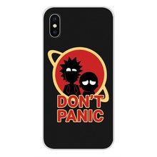 Rick Morty Elegant Accessories Phone Cases Covers SF