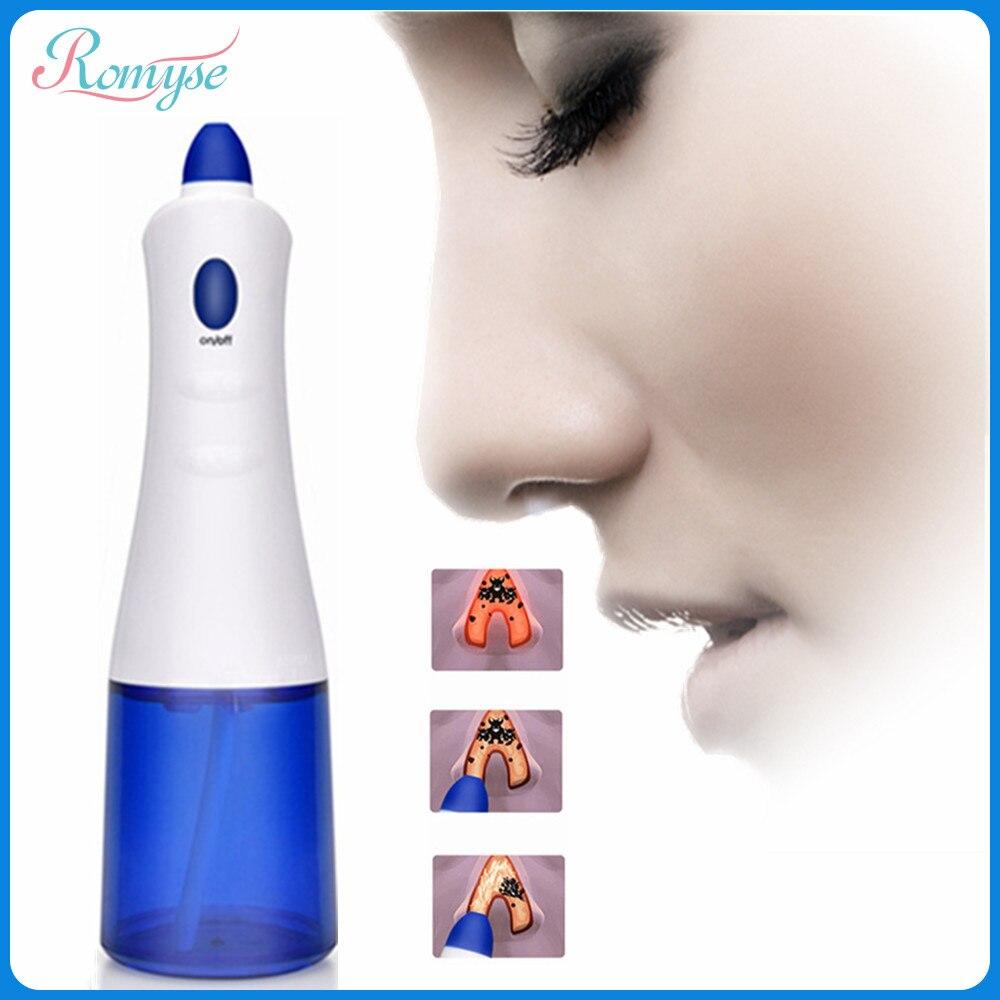 Nose Cleaner Nasal Irrigator Moisten Nose Washing Machine Kids Adult Avoid Allergic Rhinitis Neti Pot