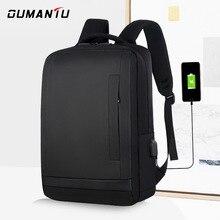 Cross-border Backpack Business Mens Large Capacity Laptop Bag Wholesale Customization