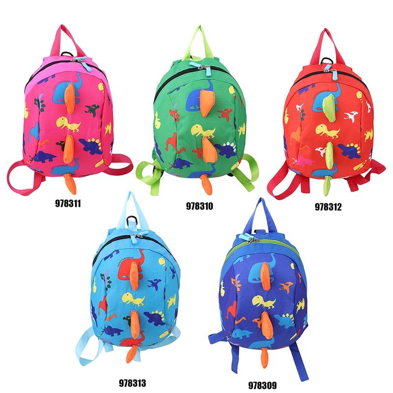 Cute Dinosaur Print Backpack For Boys Children Backpacks Kids Kindergarten Small SchoolBag Girls Animal School Bags Backpack