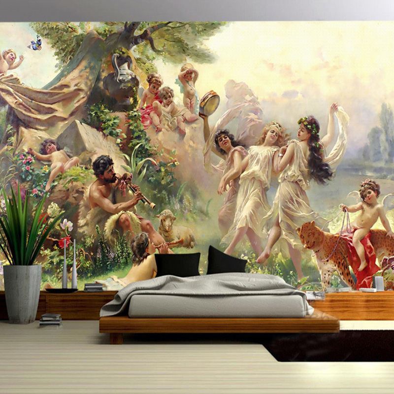 важно декупажные картинки античные боги и ангелы лелий