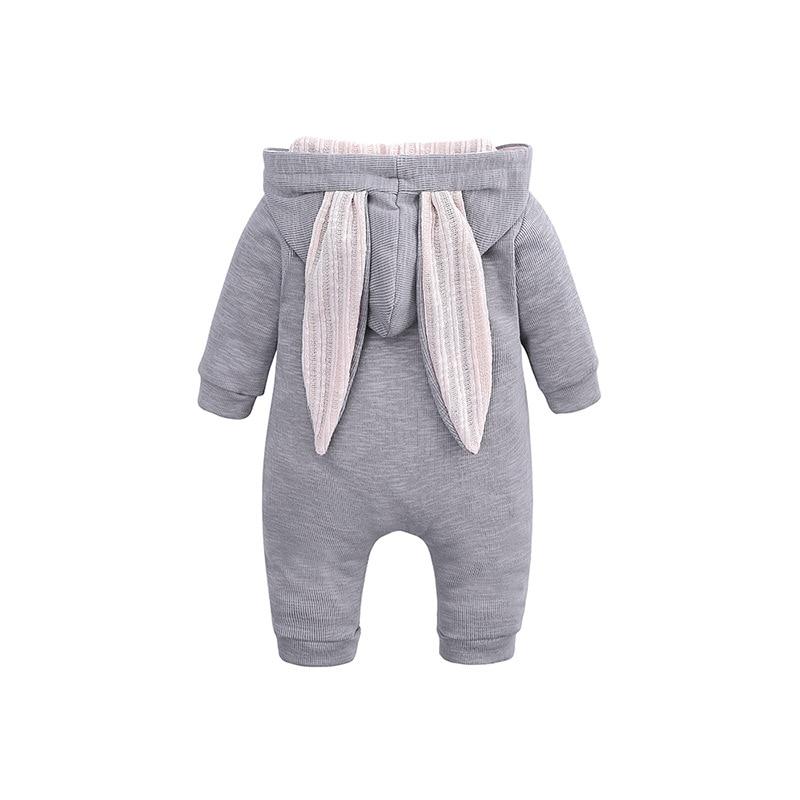 2021 niemowlę Creeper garnitur dziewczyna chłopcy odzież Jumper dzieci z długim rękawem odzież dla dzieci stroje dla dzieci kombinezony jesienno-zimowe pajacyki