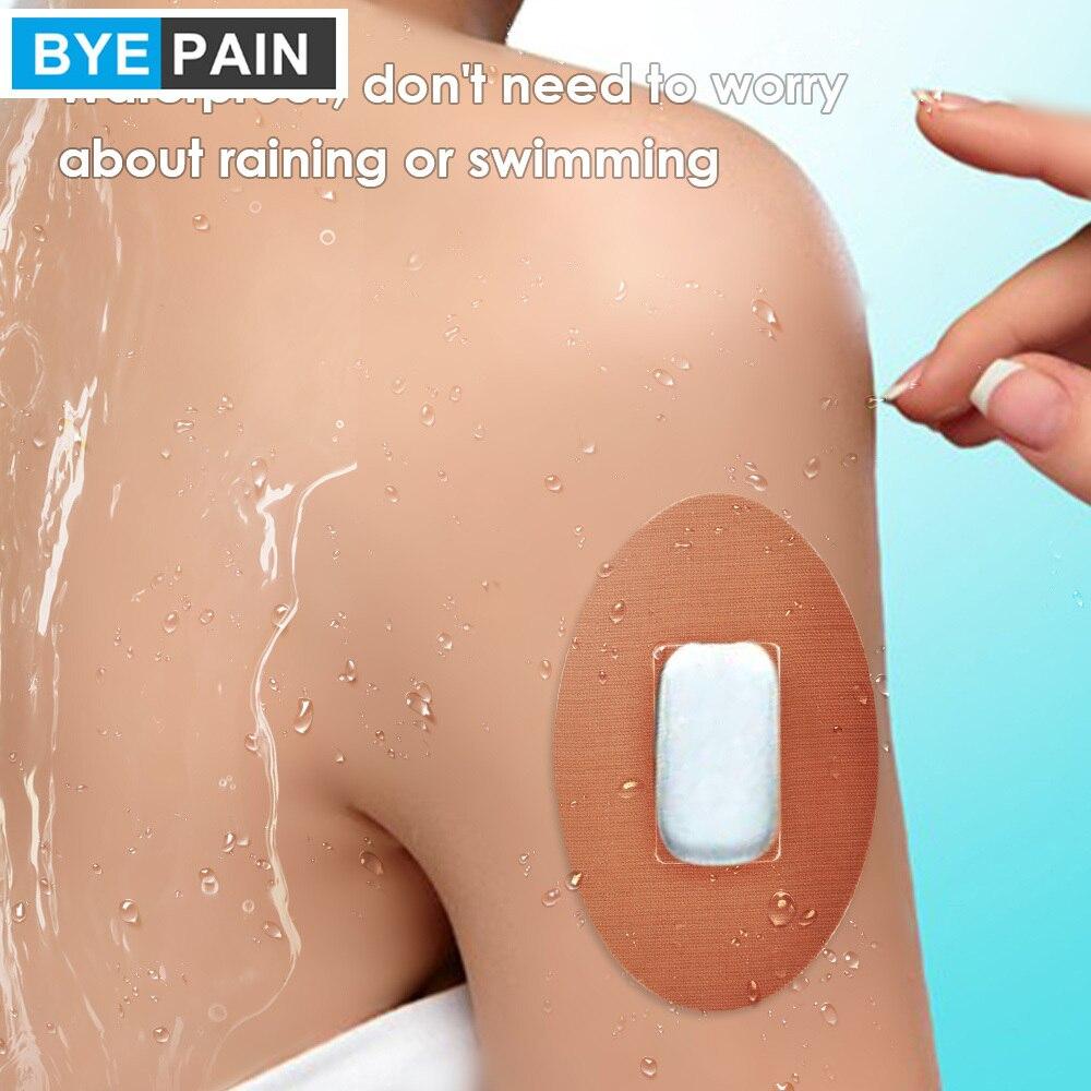 2 шт., гипоаллергенные пластыри от боли