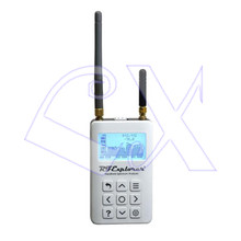 Rf explorer ism combo mais analisador de espectro para o analisador de sinal de teste de interferência 50 khz 2.35 ghz a 2.55 ghz