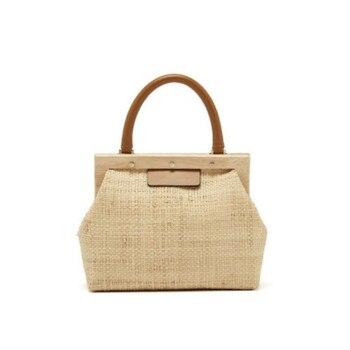 Bohemia style bags Women Straw Bag Retro Rattan Handbag Woven Summer Beach Shoulder Bags Women Tote