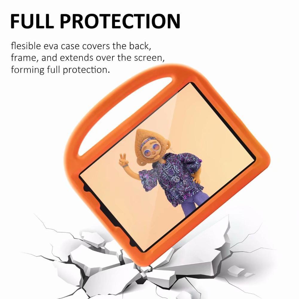 EVA Silicon Coque for iPad Pro 11 2018 2020 Case Kids Cartoon Bird Shockproof A1980 A2230