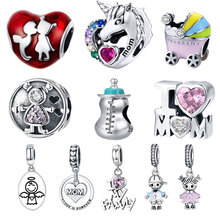 Sterling Charm Jewelry Beads