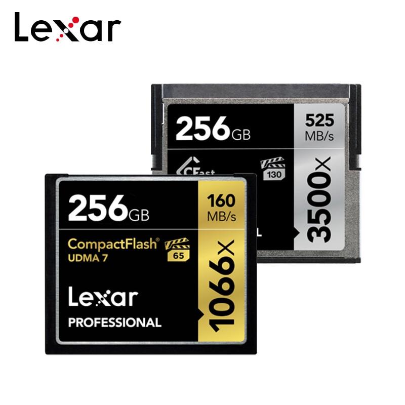 Lexar carte Flash professionnelle compacte 32GB 128GB 512GB carte mémoire haute vitesse Full HD vidéo CompactFlash CF carte pour appareil photo