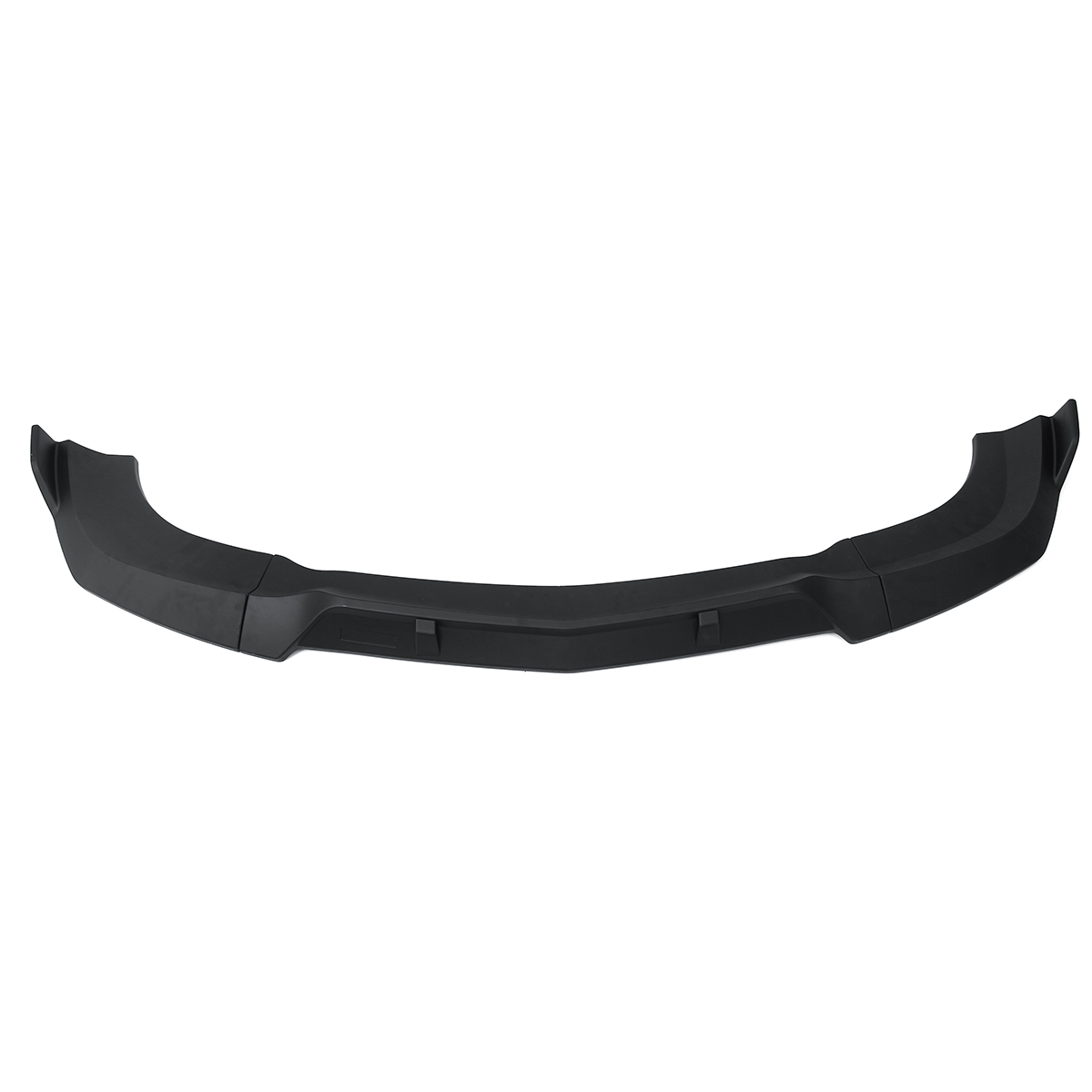3PCS <font><b>W204</b></font> Bumper <font><b>Lip</b></font> Car <font><b>Front</b></font> Bumper Splitter <font><b>Lip</b></font> Diffuser Protection Spoiler Cover Trim For Mercedes For <font><b>Benz</b></font> <font><b>W204</b></font> 2008-2014 image