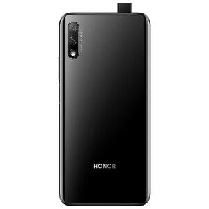 Image 5 - Сотовый телефон Honor 9X, Восьмиядерный процессор Kirin 810, на базе Android 9,0, экран 6,59 дюйма 2340X1080, 4 Гб ОЗУ 64 Гб ПЗУ, выдвижная камера 48 МП, 4000 мАч