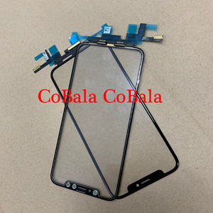 10Pcs Works On All IOS Origina Touch Screen For iPhone X XR XS MAX LCD Outer Lens Panel Touch Sensor Replacement Part