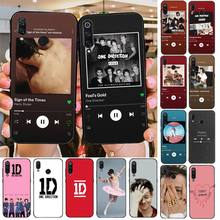 One direction Harry Styles Album song Phone Cover For Redmi note 8Pro 8T 9 Redmi note 6pro 7 7A 6 6A 8 K30 note 9 pro case Capa