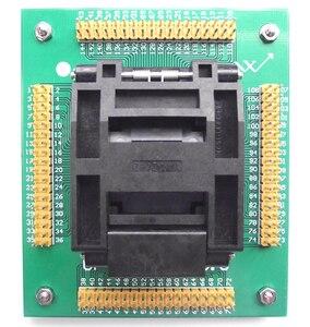 Image 2 - QFP144 prueba bloque de grabación de LQFP144 TQFP144 adaptador de 0,5 MM