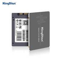 KingDian SSD 240 gb 1tb 120gb 480gb 128gb 256GB 512gb 960gb SSD SATA hdd 2,5 HD SSD disco duro interno de estado sólido para computadora
