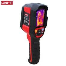 Cámara de imagen térmica UNI-T UTi220A PRO, 256x192 píxeles para reparación, termómetro infrarrojo USB tipo C portátil